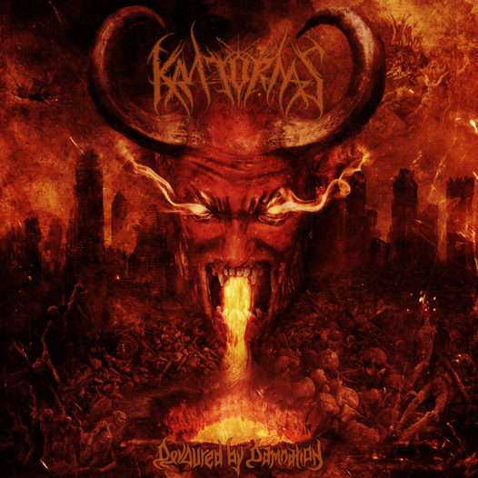 Kratornas – Devoured by Damnation