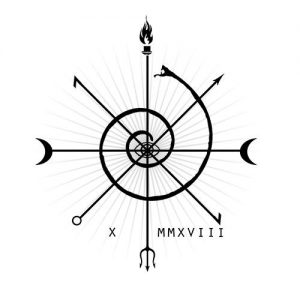 Kult of Taurus - Divination Labyrinth Sigil