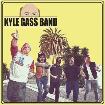 Kyle Gass Band2015