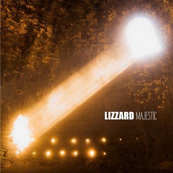 Lizzard - Majestic cover