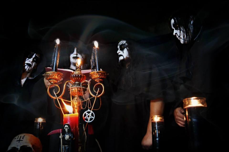 Luciferian Rites - band2015