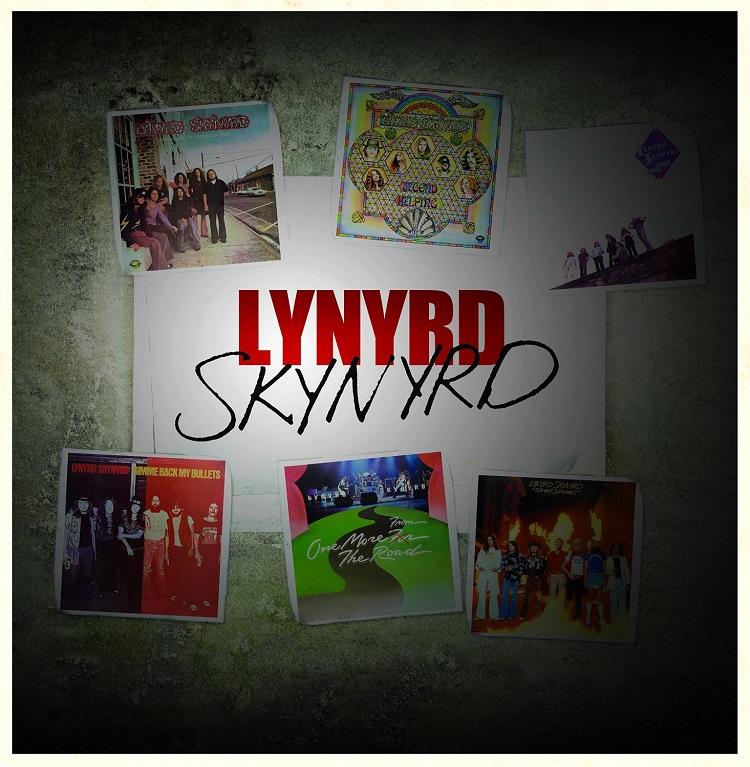 Lynyrd Skynyrd Vinyl Box 2015
