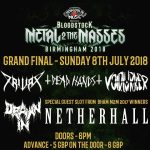 M2TM Final @ The Hammer And The Anvil, Birmingham - Sunday 8th July, 2018