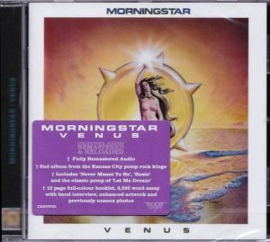 MORNINGSTAR - Venus [Rock Candy remaster] front