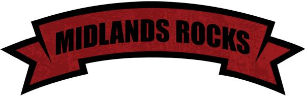 MR Logo Blk on Red Banner