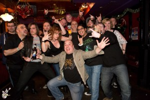 Midlands Rocks Xmas Party 2012