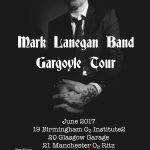 Mark Lanegan + Duke Garwood – O2 Institute, Digbeth – Monday 19 June 2017
