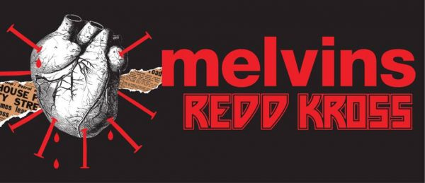 Melvins + Redd Kross 2017