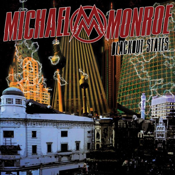 Michael Monroe - BlackoutStates2015