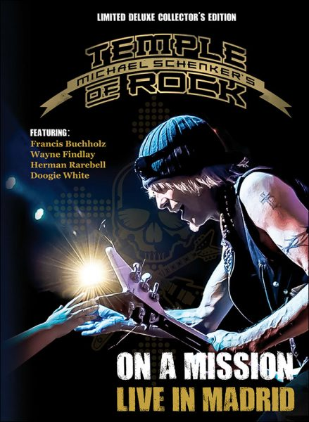 Michael Schenker Temple Of Rock – On A Mission