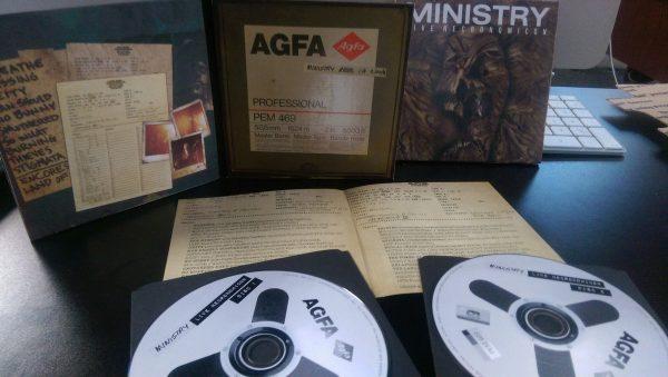 Ministry – Live Necronomicon 2