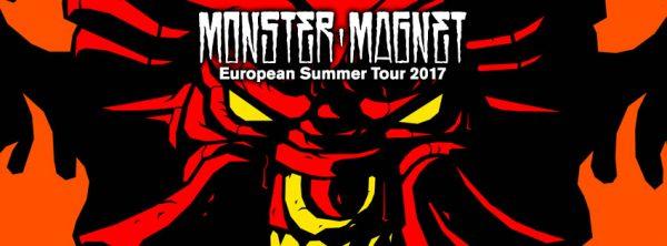 Monster Magnet Tour 2017