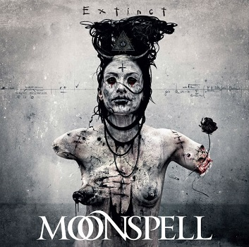 Moonspell - Extinct2015