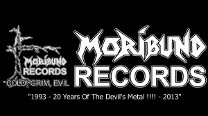 Moribund Records Logo