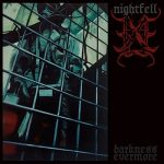 Interview with black/death metal duo, Nightfell