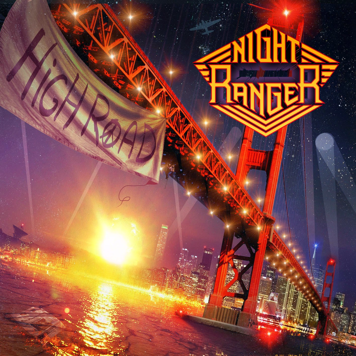 Nightranger - High Road