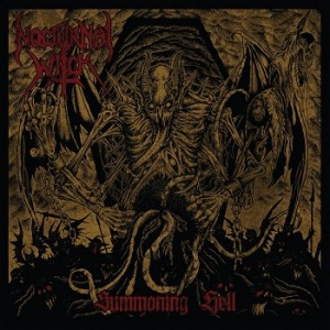 Nocturnal Witch - Summoning Hell