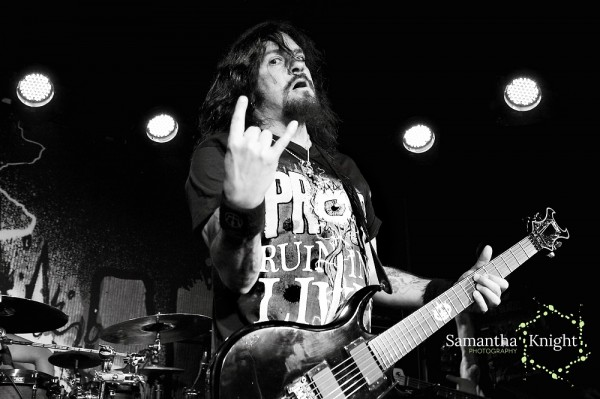 Tommy Victor Prong