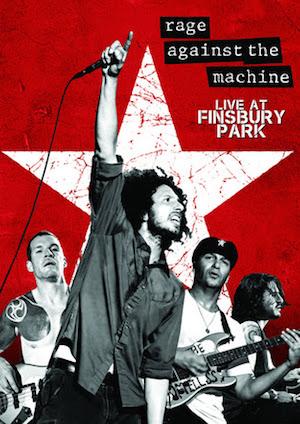 RATM Finsbury Park DVD