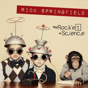 RICK SPRINGFIELD Rocket Science