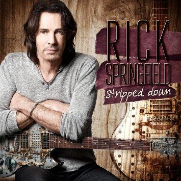 Rick Springfield - StrippedDown