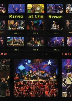 Ringo at Ryman DVD