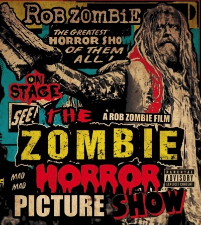 Rob Zombie DVD 2014