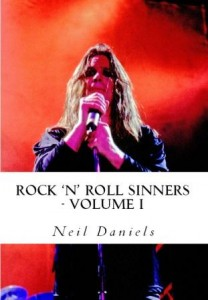 Rock N Roll Sinners Volume I Front Cover FINAL
