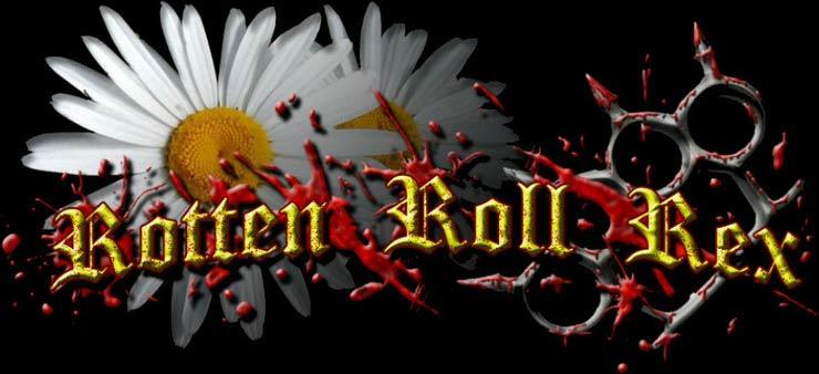 Rotten Roll Rex logo