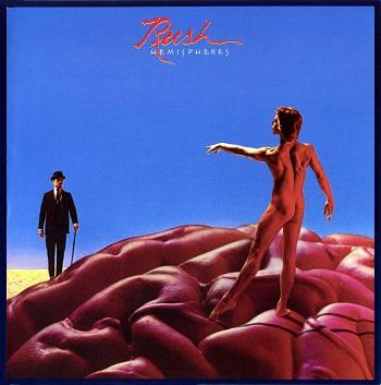 Rush – HemispheresR40