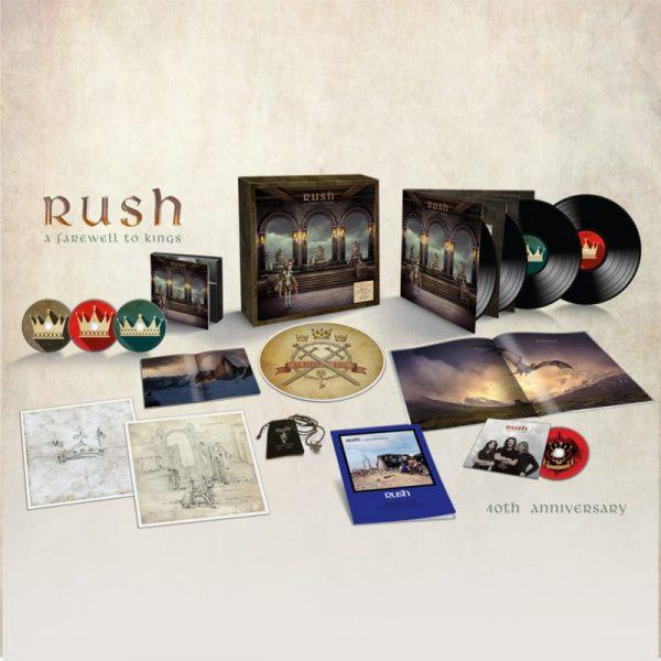 Rush - Farewell 2017