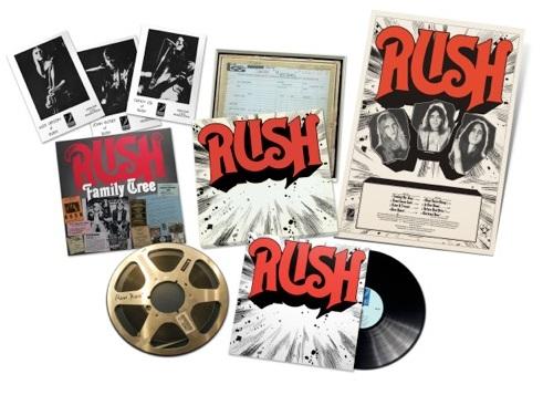 Rush reissue