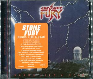 STONE FURY-BURNS ROCK CANDY 2017