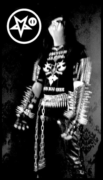 Satanic Warmaster - Werwolf