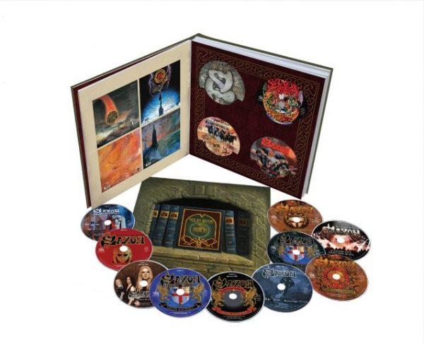 Saxon-book-set