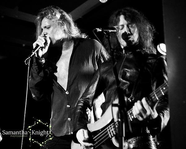 Sebastian Bach - Slade Rooms July 2014 - 2