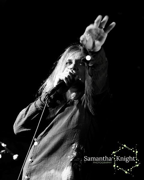 Sebastian Bach - Slade Rooms July 2014 - 3