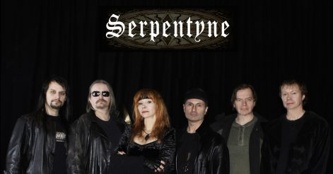 Serpentyne 1 with Logo
