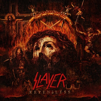 Slayer - Repentless2015