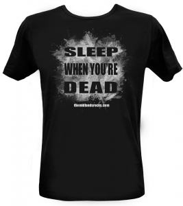 Sleep... mens t-shirt