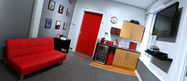 Splinter Studios Lounge