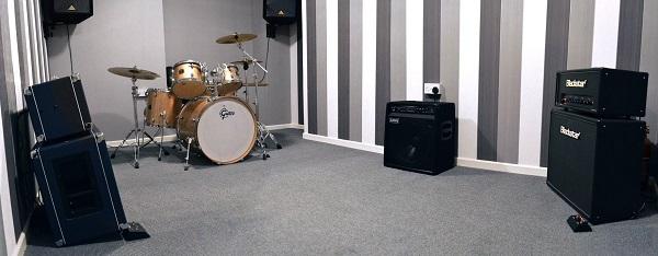 Splinter Studios Rehearsal Room