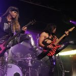 Steel Panther + Falling Red @ Rock City, Nottingham  5 November 2012