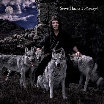 Steve Hackett – Wolflight2015