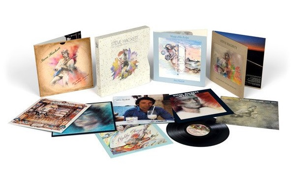 Steve Hackett - Charisma Box Set