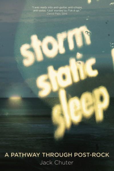 Storm Static Sleep Book