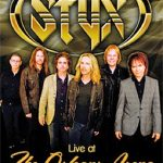 Styx - Live At The Orleans Theatre, Las Vegas, 2014 (DVD)