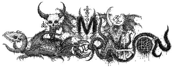 Temple Desecration - Logo