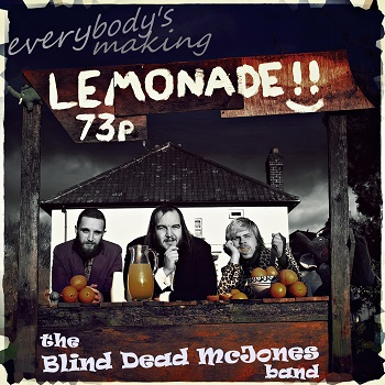The Blind Dead McJones Band – 2015