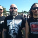 The Crawling interview at Bloodstock